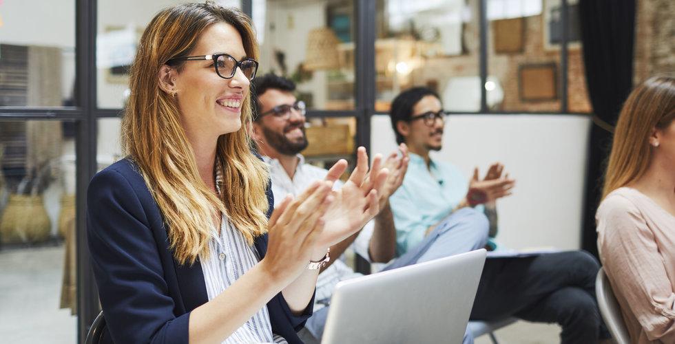 Studie: Det här söker nya techtalanger efter på en arbetsplats