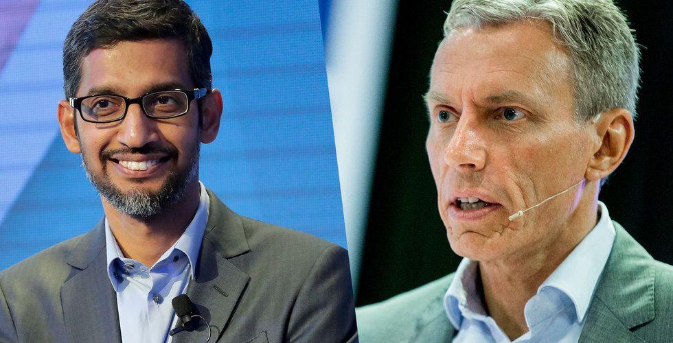 Breakit - GDPR-bråket trappas upp – Schibsted stoppar Google-annonser