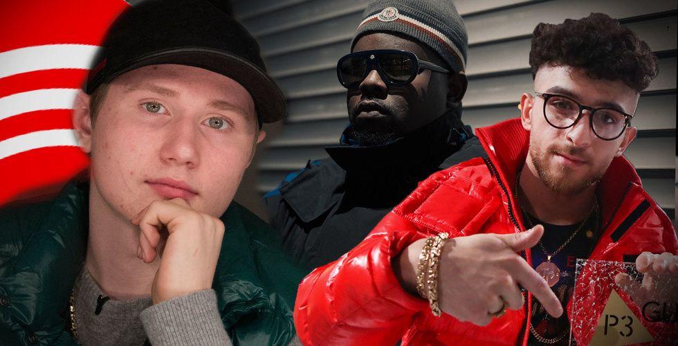 Historiskt maktskifte på Spotify i Sverige: Rapparna tar över, cashar in – och ratar skivbolagen