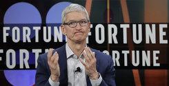 Breakit - Apple faller på börsen – analytiker anar oråd