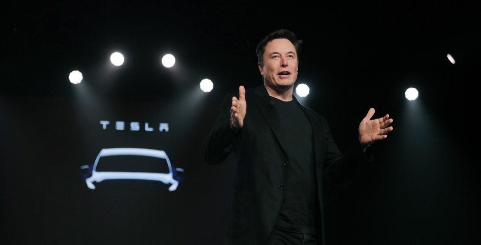 Tesla höjer priserna i Kina