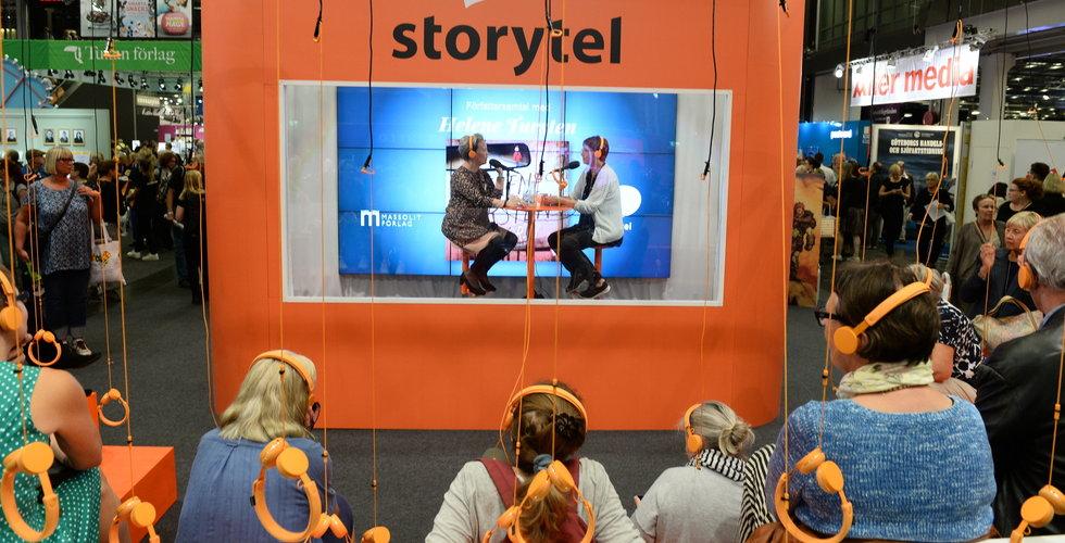 Ny storförlust för Storytel