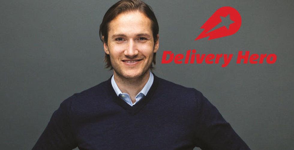 Niklas Östbergs Delivery Hero tar över sydkoreanska Foodfly