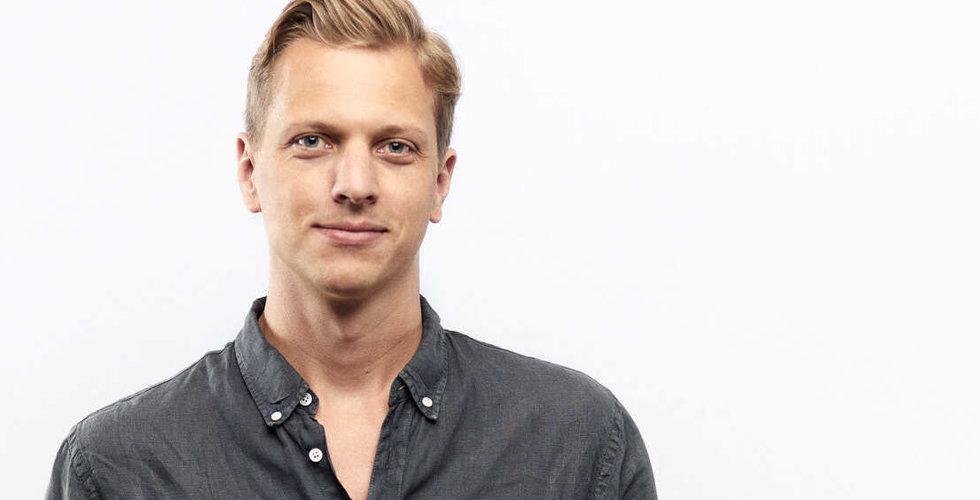 """Tungviktaren Henrik Landgren lämnar riskkapitaljätten EQT Ventures – """"Suget blev för stort"""""""