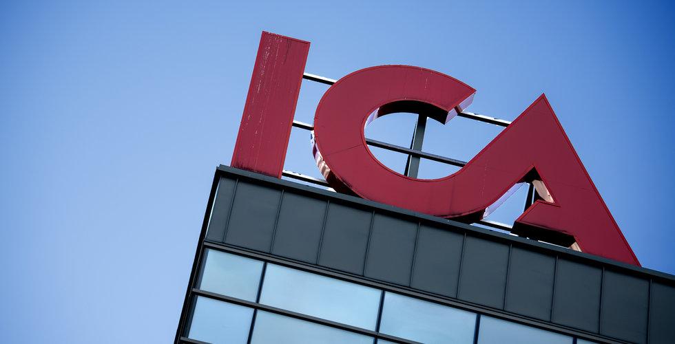 Ica lägger ned nätbutiken Icahemma