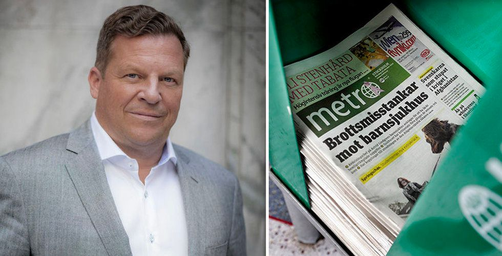 """Metro sparkar alla journalister: """"Passar inte in i vår affärsplan"""""""