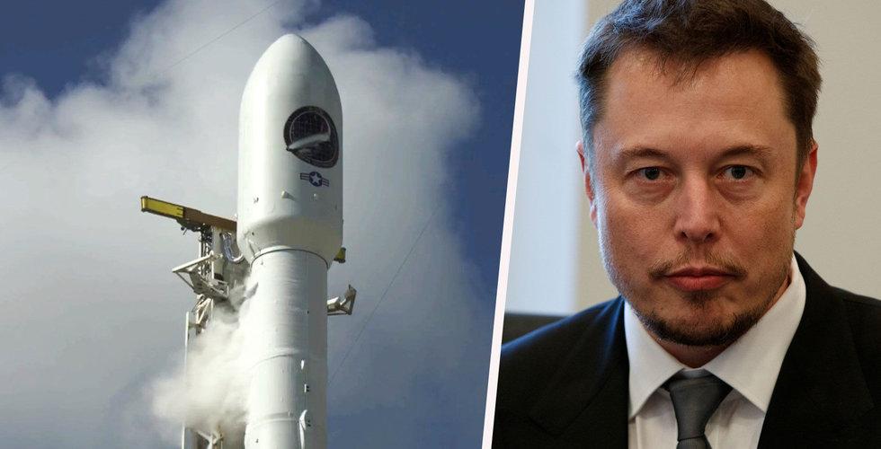 Spacex tar in över 2,8 miljarder kronor