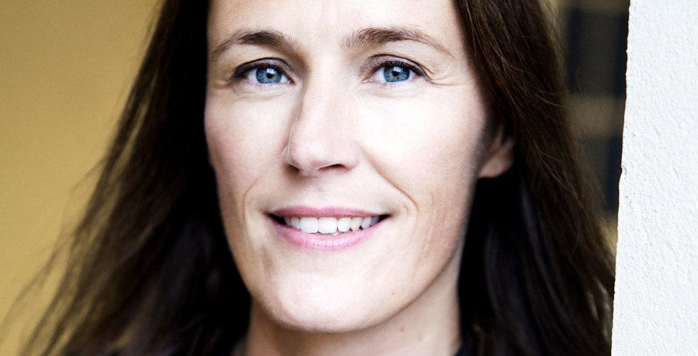Breakit - Startade som telefonist på TV4 – nu tar Cecilia Beck-Friis över bostadsknarkarnas favoritsajt