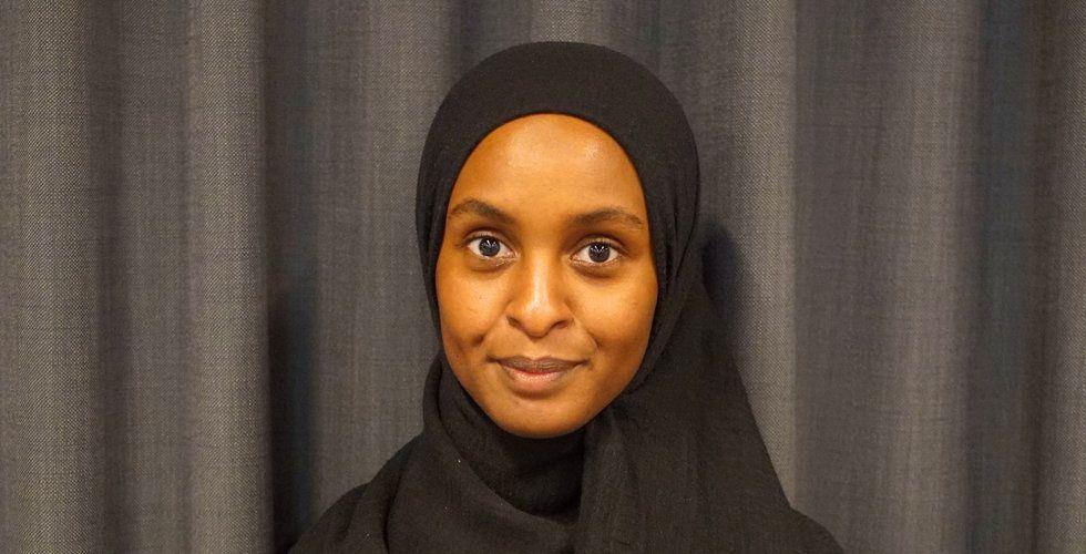 """Deqa Abukar vill sätta förorten på kartan – """"Mål att skapa entreprenörer"""""""