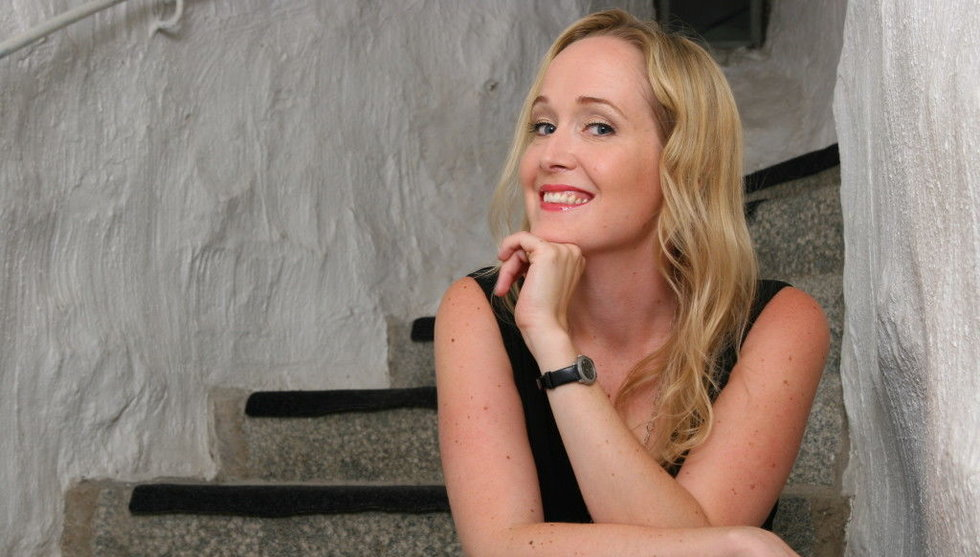 Elin Elkehag lämnade allt för Silicon Valley - nu backar NHL-proffs upp hennes startup