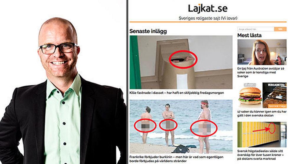 Breakit - Annonsveteranen Richard Sandett blir ny vd för Lajkat