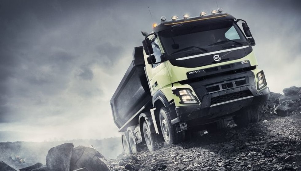Breakit - Volvo inleder ny satsning - med självkörande lastbilar i gruvor