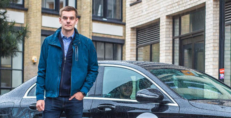 """Taxi-utmanaren Bolt miljösatsar –  """"Vi måste alla dela ansvaret"""""""