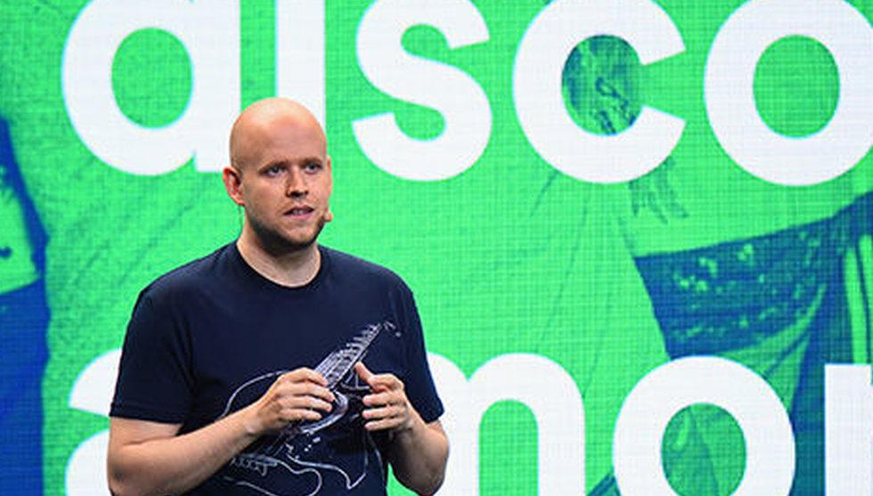 Breakit - Därför tvingar Daniel Ek sina utvecklare att lyssna på reklam