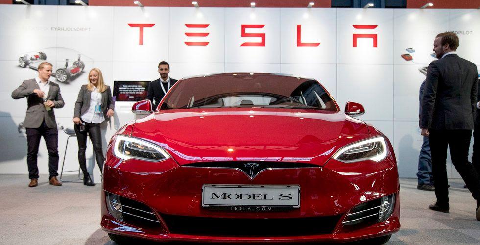 Tesla slår nytt kvartalsrekord – så många bilar levererades