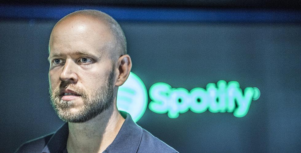 Spotify testar interaktiva omröstningar i podcastfunktionen