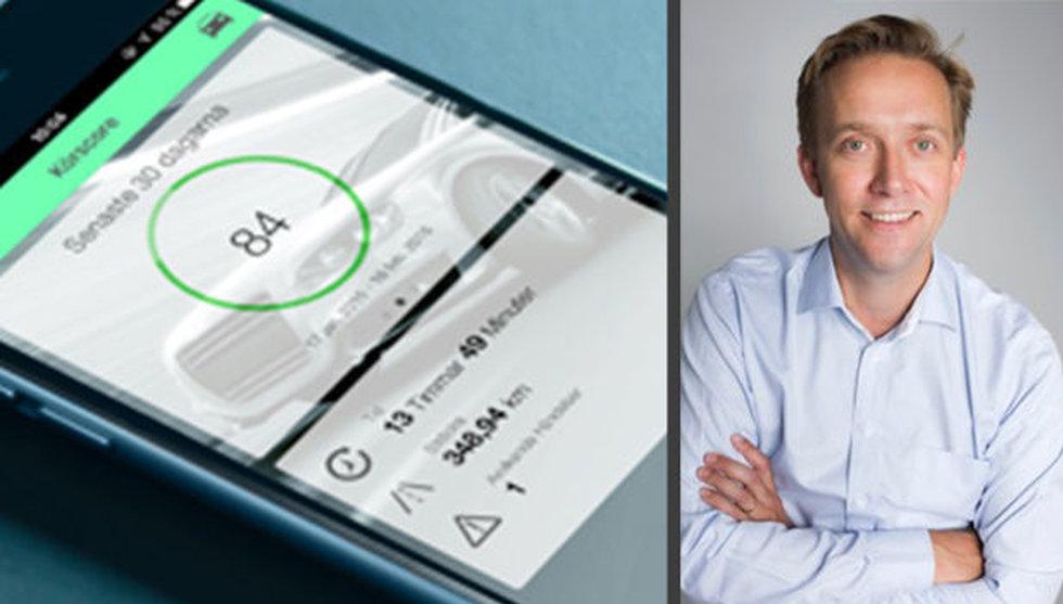 """Breakit - Svenska Paydrive gör datadriven bilförsäkring: """"Betala som du kör"""""""