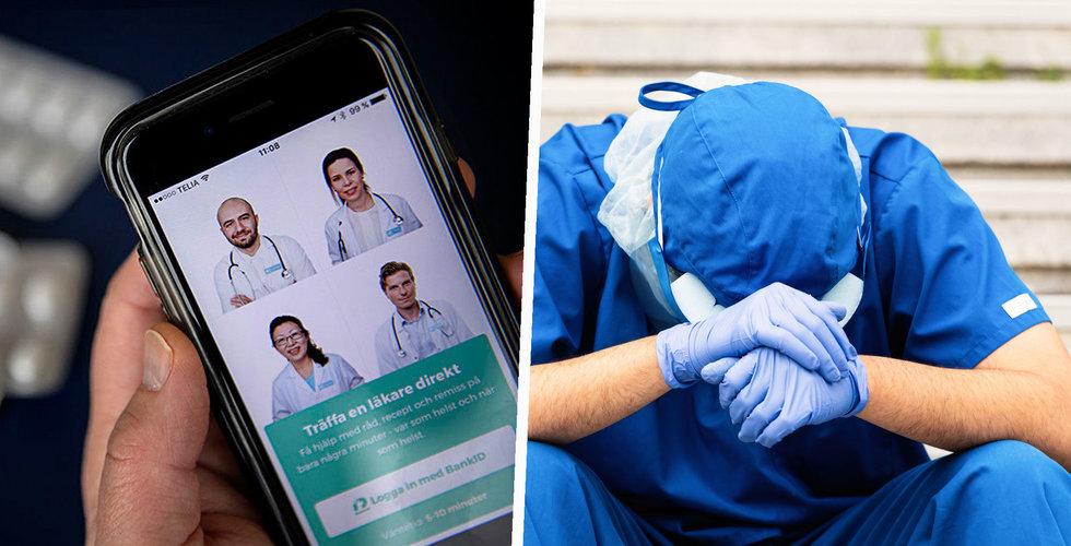 """Kry i blåsväder – lät patient välja """"etniskt svensk läkare"""""""