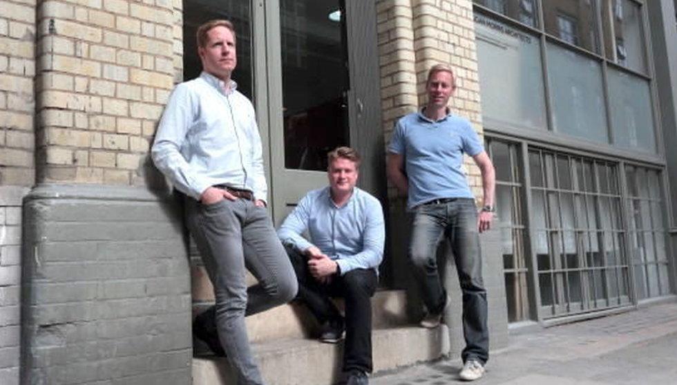 Svenskar bakom snabbväxande Divido får in nya miljoner