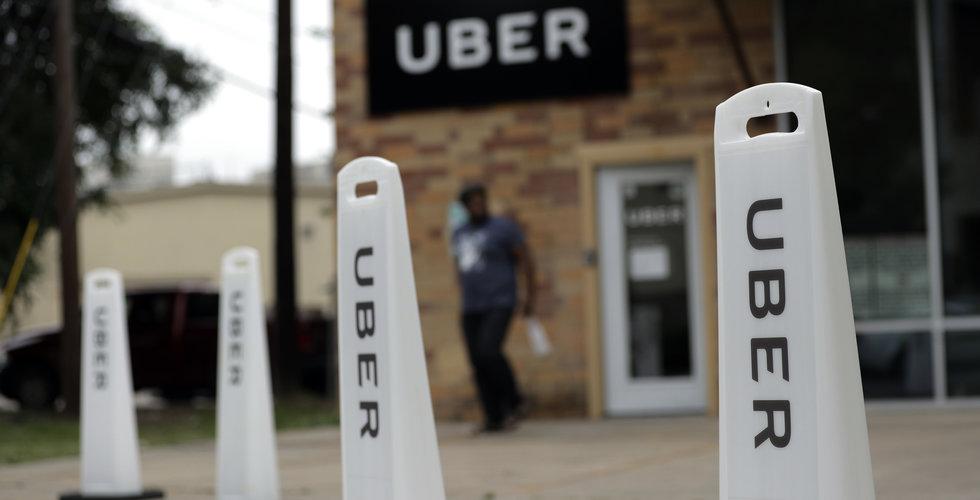 Breakit - Ny storförlust för Uber – så många miljarder backar jätten
