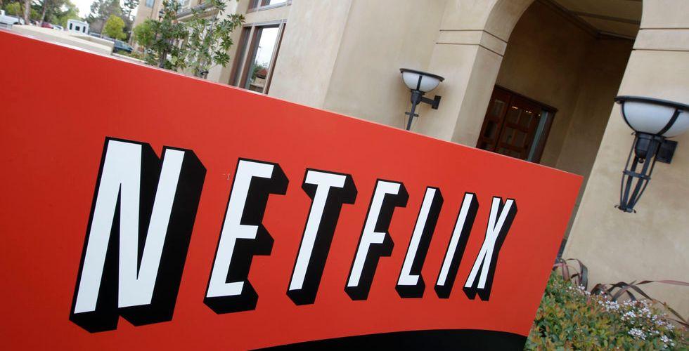 Netflix går som tåget – mer än 60 miljoner kunder