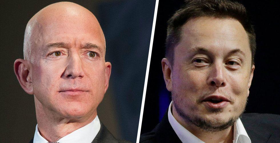 Dubbeltrubbel för Tesla – solpaneler började brinna hos Amazon
