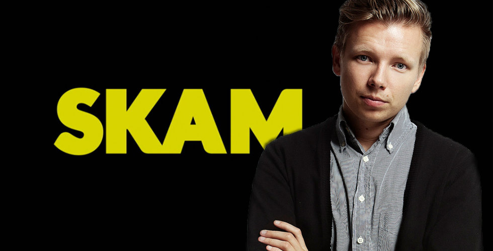 Nej, Skam är inte Sveriges största serie genom tiderna – än