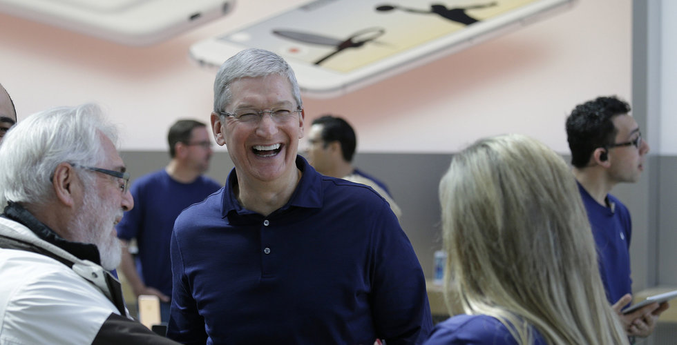 Breakit - Klart: Apple köper Shazam – till miljardrabatt