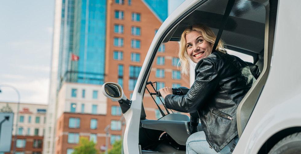 Cityzap Her skapar taxidelningstjänst – för kvinnor