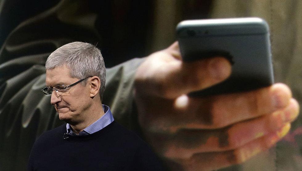 Breakit - Apples årsvinst kan minska – för första gången på 15 år
