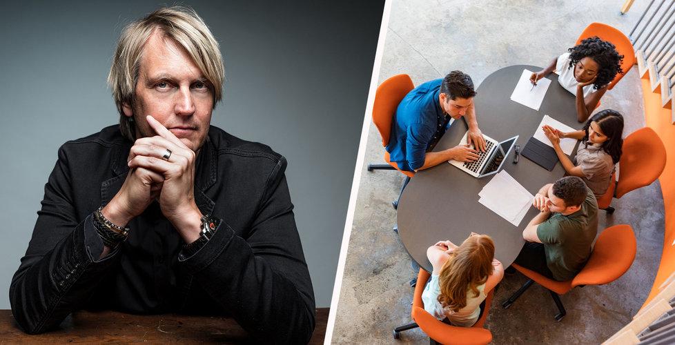 Niclas Molinder vill få tech-bolagen i Stockholm att rekrytera utanför storstaden