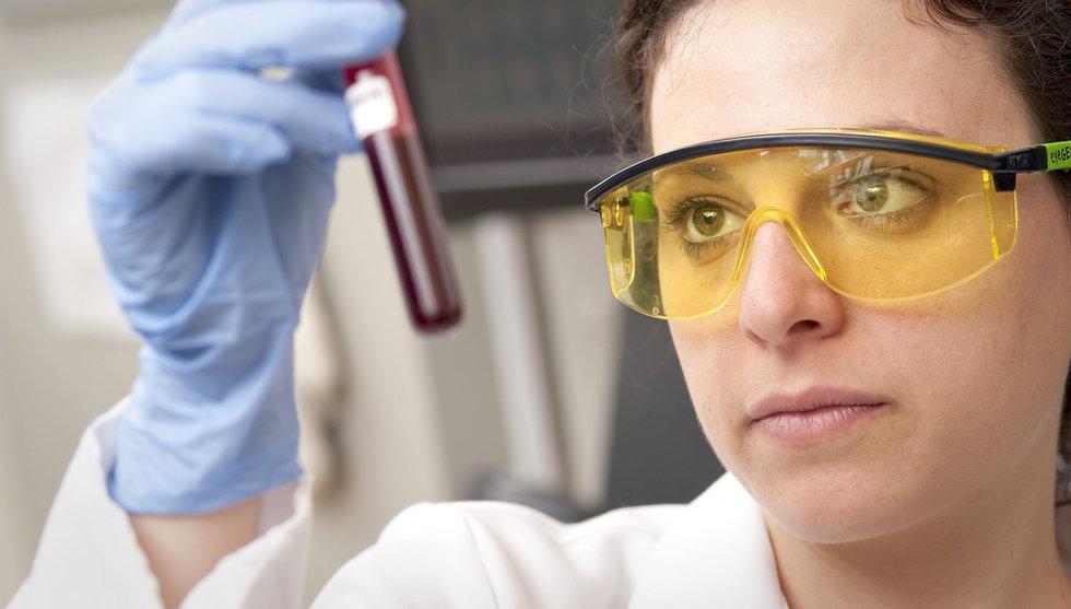 Breakit - Werlabs tar in riskkapital för att ge dig mer data om ditt blodprov