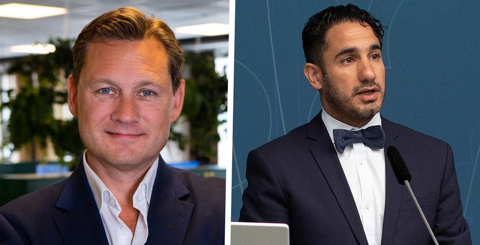 Tuffa kritiken från Leo Vegas: Regeringens beslut urholkar spellagstiftningen