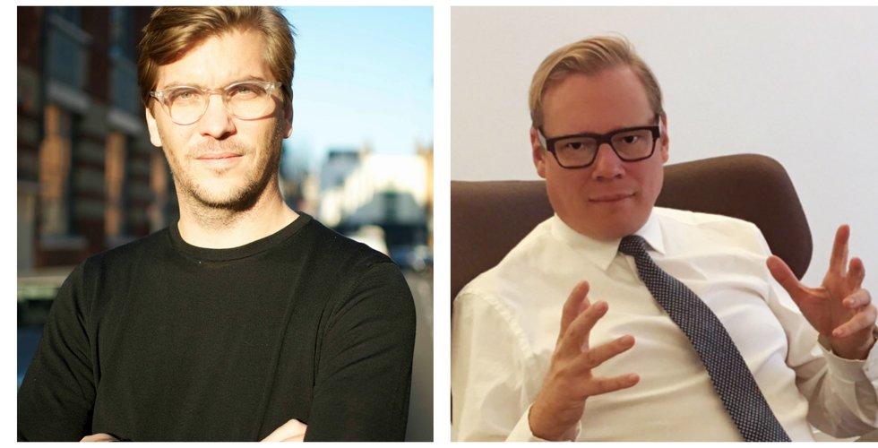 Anders Ström är på väg att dra in kvarts miljard till sin nya startup Kwiff