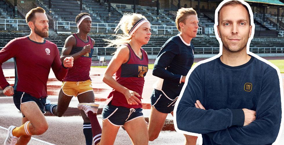 OS-svenskar satsar på hållbart mode – började som en hyllning till idrottsklubben
