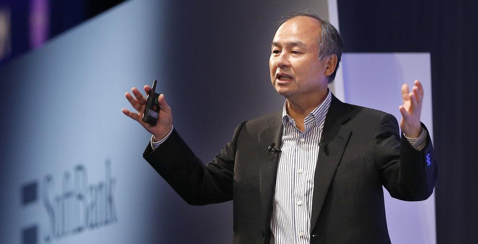 Uppgifter: Investerare ifrågasätter Softbanks investering i WeWork