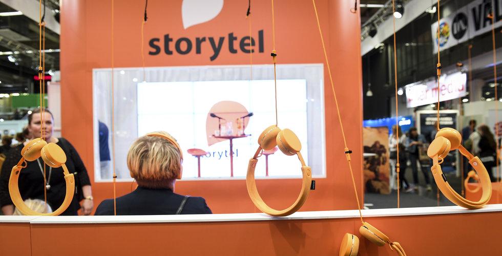 Så mycket tjänar Storytel på drömbeskedet – hur ska de hantera miljonregnet?