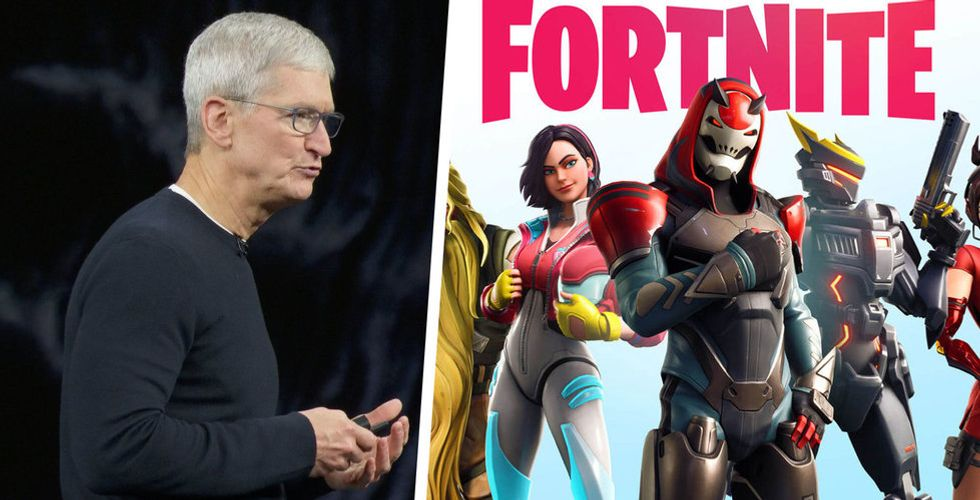 Epic Games ger Fortnite-rabatter om man kringgår Android och iOS