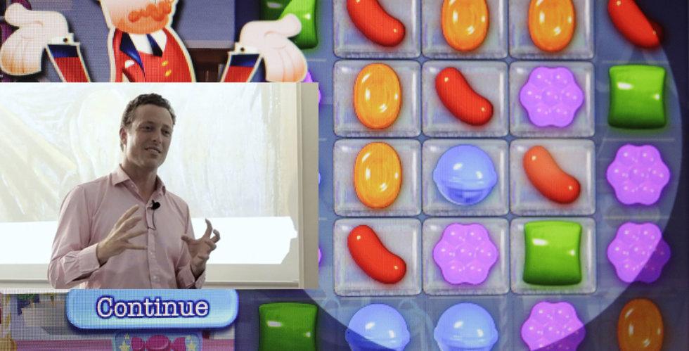 Nya Candy Crush laddades ned 10 miljoner gånger första veckan