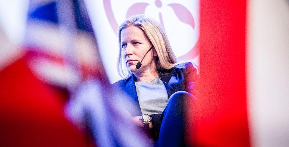 Cristina Stenbeck lämnar Kinneviks styrelse