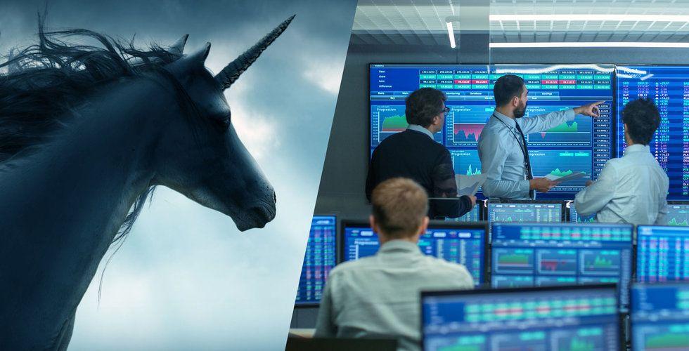 Rekordmånga unicorns går till börsen i år – redan slagit fjolåret