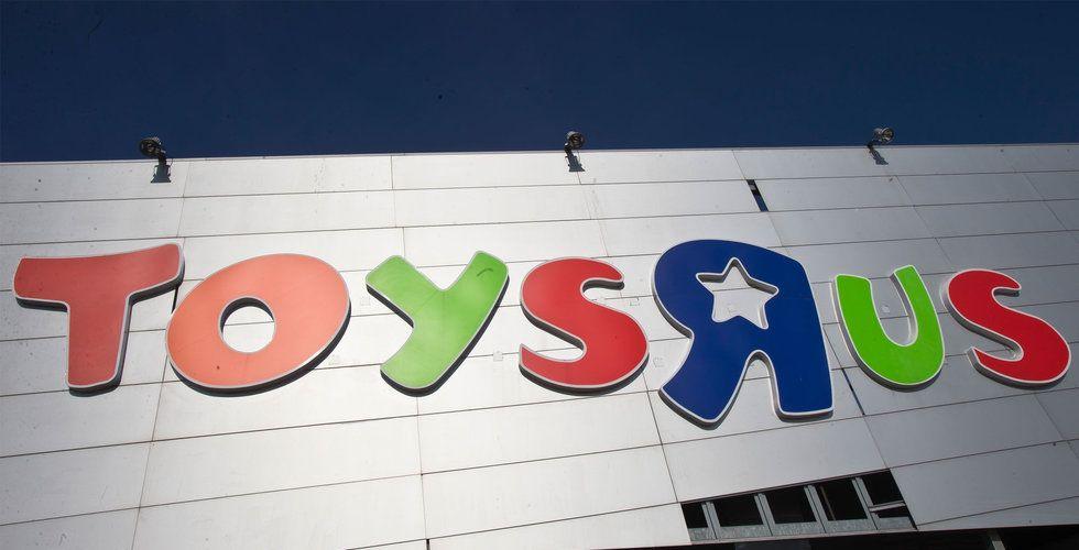 Toys R Us planerar att stänga var femte butik i USA