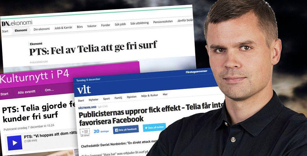 """Breakit - Wisterberg: """"Striden om internet är inte över - den har bara börjat"""""""