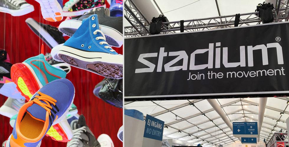 Sportkedjan Stadium satsar på ny e-handel – för sneakers