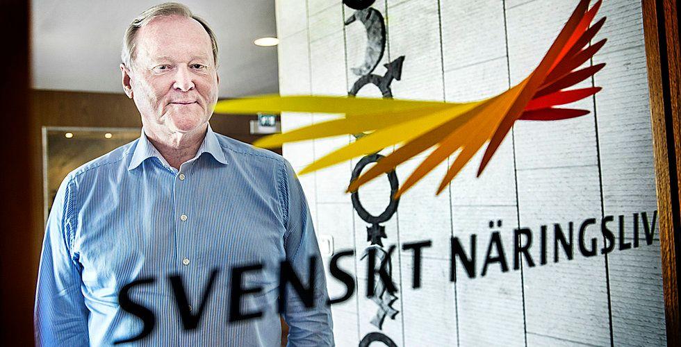 Efter Paradisläckan: Svenskt näringslivs Leif Östling avgår