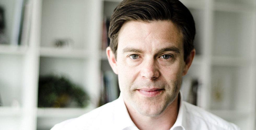 ENT-chefen Sanny Ekstrand på dubbla stolar – delägare i United Screens