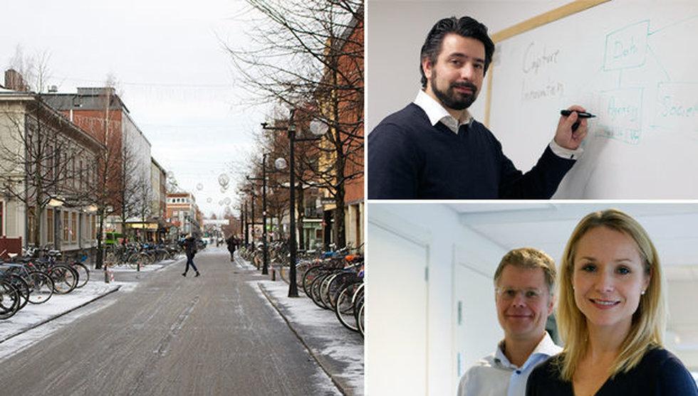 Så ska techtalanger i Stockholm övertygas om att flytta – till Umeå