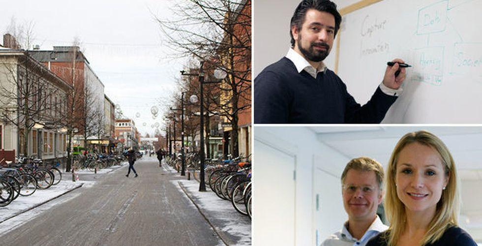 Breakit - Så ska techtalanger i Stockholm övertygas om att flytta – till Umeå