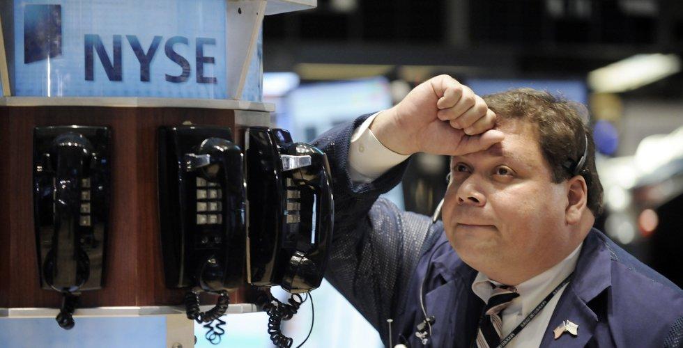 Breakit - Börsen föll fritt i New York – robothandlare kan ha utlöst fallet