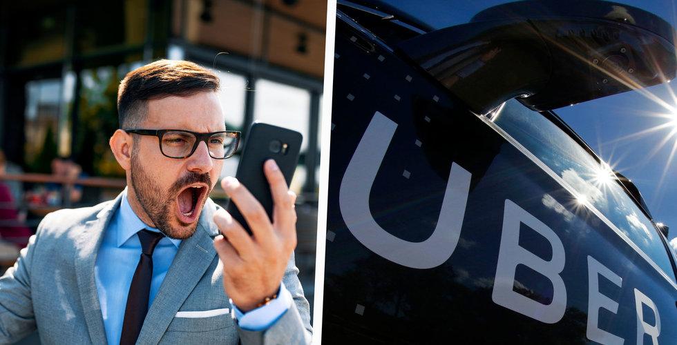 Uber sänker priserna – men i Stockholm kan resan bli dyrare